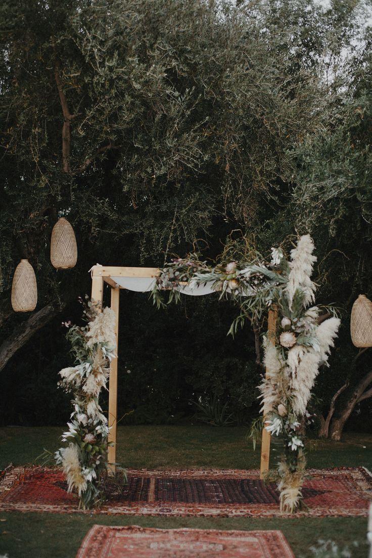 Hello Gem Events | Bohemian Parker Palm Springs Wedding | Nick Radford…