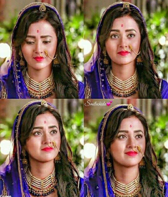 "Tejasswi Prakash as Princess Diya in the Sony TV show ""Pehredaar Piya Ki"" ... Pinterest // @aditiaadi912"