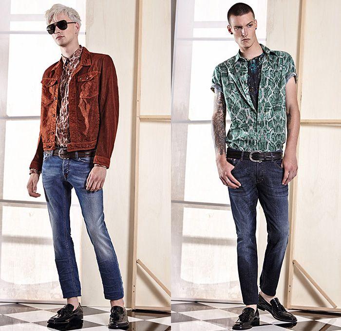 59 Best Milano Moda Uomo Denim Mens 2015 Spring Summer