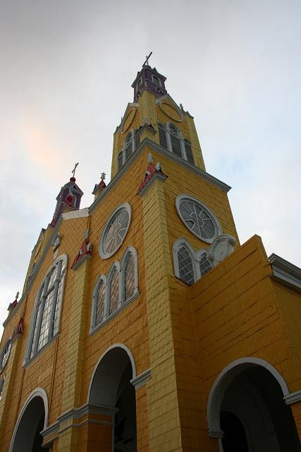 Iglesia de Castro, Chiloé