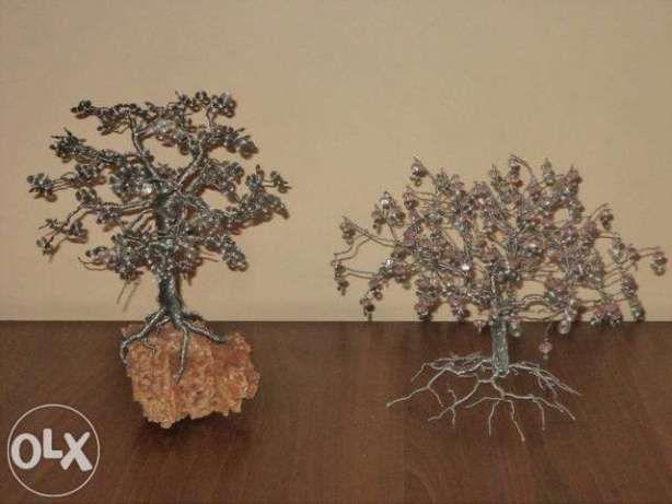 Bijuterii decorative - copacei Bucuresti - imagine 2
