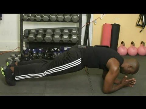 Examples of Isotonic & Isometric Exercises : Professional Training Tips - YouTube