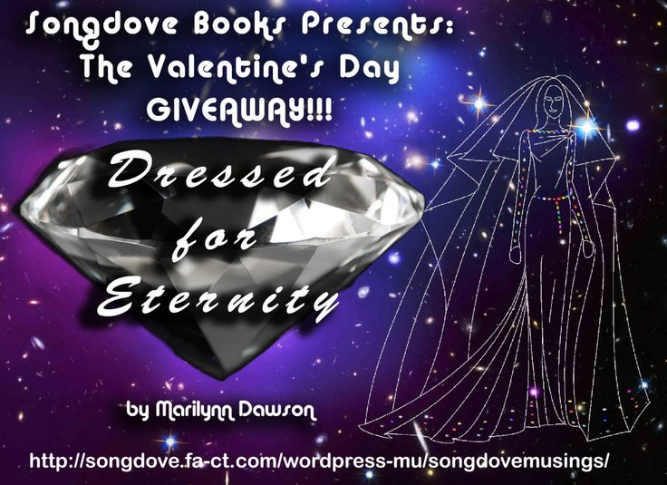 Songdove Books - Valentine's Week Promotion - Dressed for Eternity