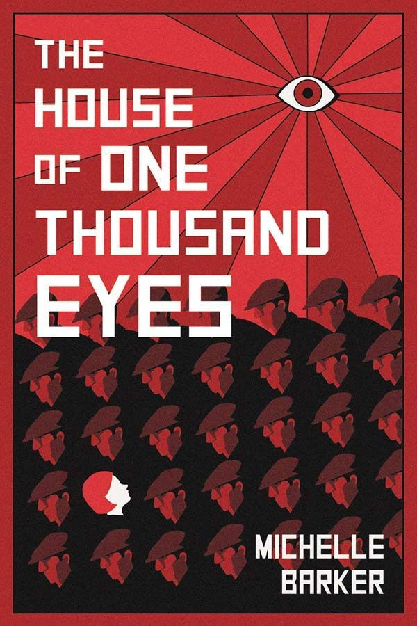 Living In A Divided Germany In The House Of A Thousand Eyes Book