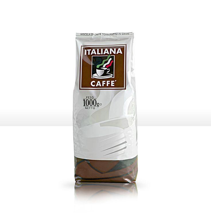 Sublime: Miscela di caffè in grani certificata Espresso Italiano di Qualità, corposa con sentori floreali e fruttati.