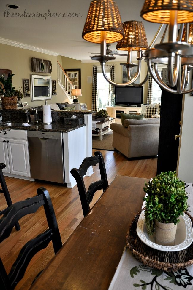 Savvy Southern Style: My Favorite Room....The Endearing Home