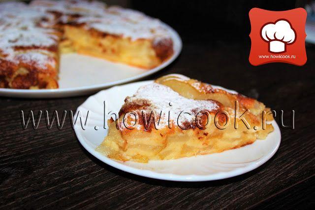 Грушевый пирог (итальянская кухня)