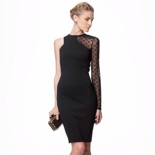 Little black dress from Sheike