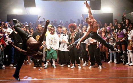 Streetdance 3D: Let the dancers do their stuff