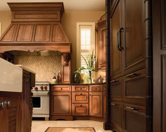Tropical kitchen design pictures remodel decor and - Kitchen cabinets southwest ...