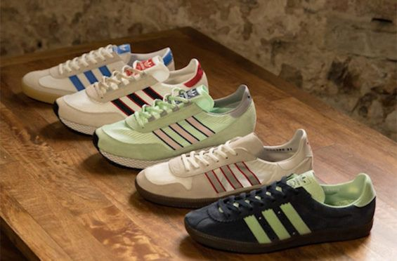 A Look At The Upcoming adidas SPEZIAL SS18 Collection        adidas SPEZIAL returns for Spring-Summer 2018 with a collection inspired by the white isle and the second Summer of Love. adidas SPEZIAL SS18 ... http://drwong.live/sneakers/adidas-spezial-ss18-collection/