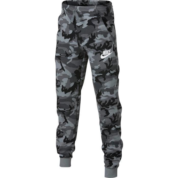 pantalon nike noir enfant