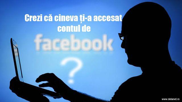 Tutorial: Vezi cine ți-a accesat contul de Facebook