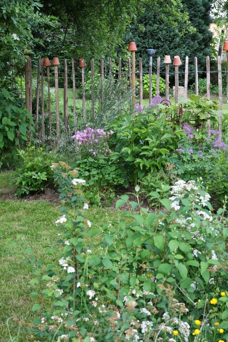 HerzStück - Staketenzaun, Garten, Gardenfence