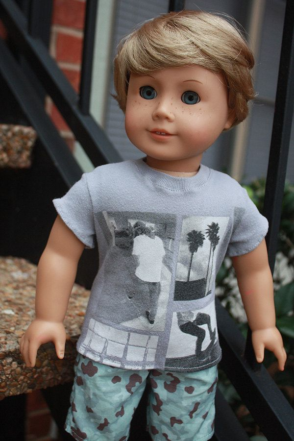 1000 Ideas About American Boy Doll On Pinterest