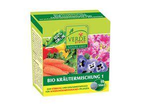 VerdeVivo Bio Kräutermischung 1 Pflanzenstärkung 40 g