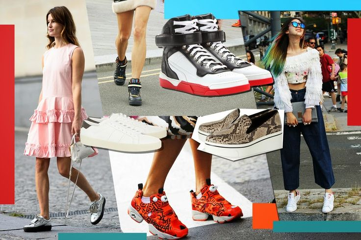 The Charm of Luxury: Sneakers I love you i must have di quest'autunno 2...