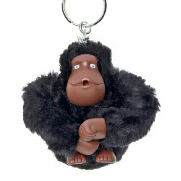 Kipling Monkey Keychain Good condition  Extra keyring Kipling Accessories