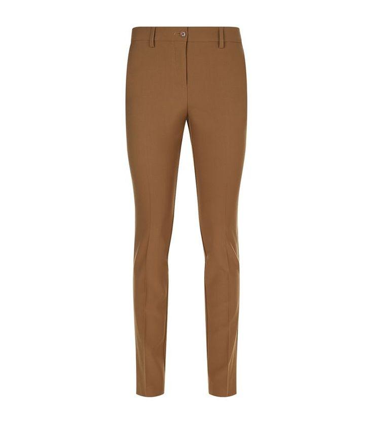 Women: Trousers Etro Tailored Capri Trousers