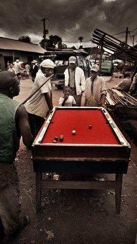 Playing Billard | Billard spielen by Senol Zorlu on Photocircle