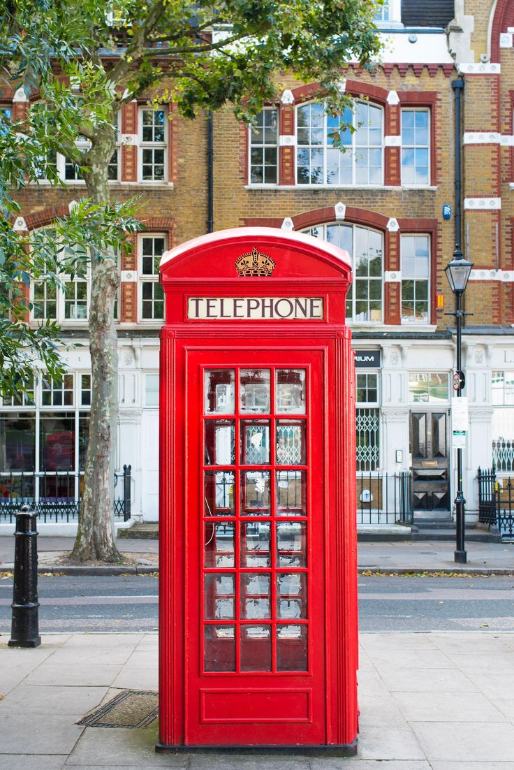 London in 3 Days, Telephone Box