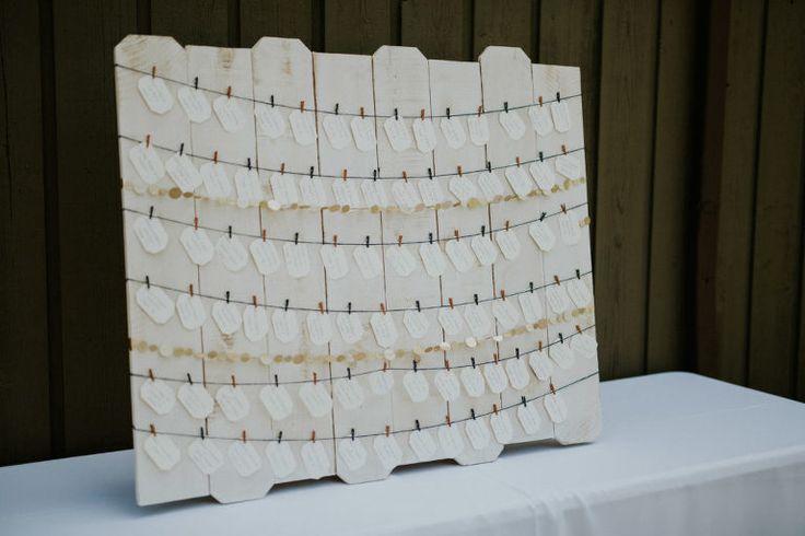 wedding seating plan - wedding seating chart ideas #rusticweddinginspiration