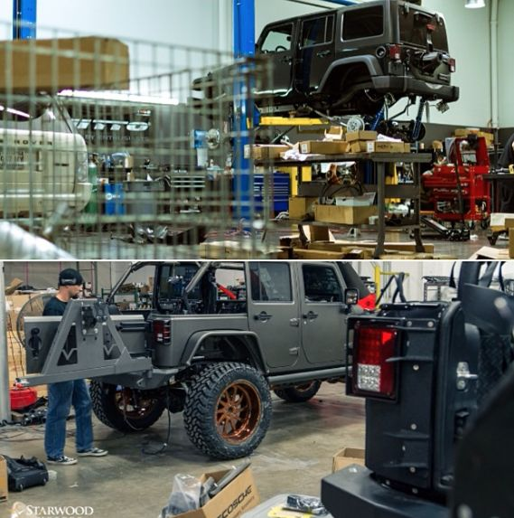 Handcrafted W Pride Starwood Motors Custom Jeeps In Dallas TX Kevlar Lifted Offroad Jeep Jk Wrangler Wheels Work