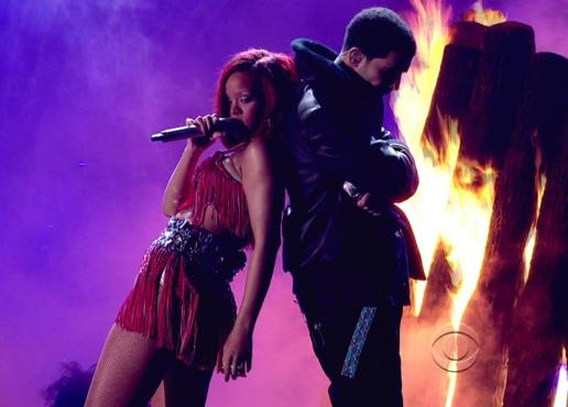 Rihanna and Drake dating, for real