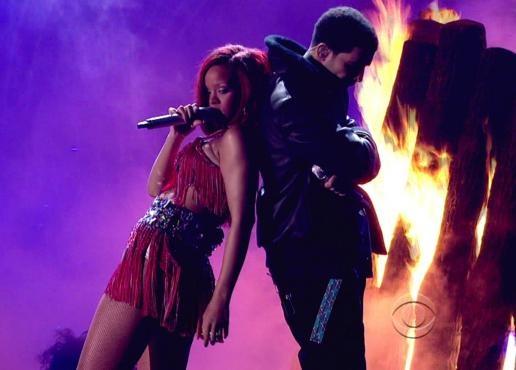 Rihanna and Drake really dating really