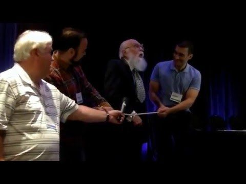 James Randi - escape trick at INR6