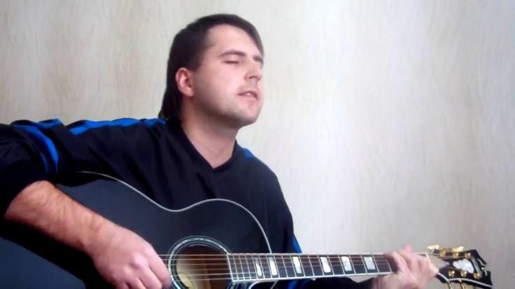 Игра на гитаре. Сам пишу и исполняю.