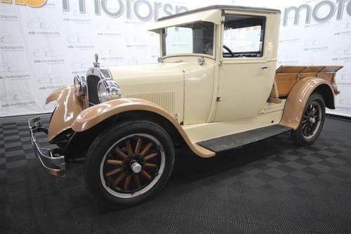 1925 DODGE BROTHERS PICKUP TRUCK | trucks | Pickup trucks ...