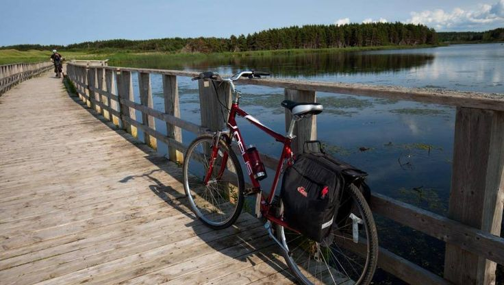 Cycling Prince Edward Island, Canada: How an ill-fated railway makes for an unforgettable biking adventure.