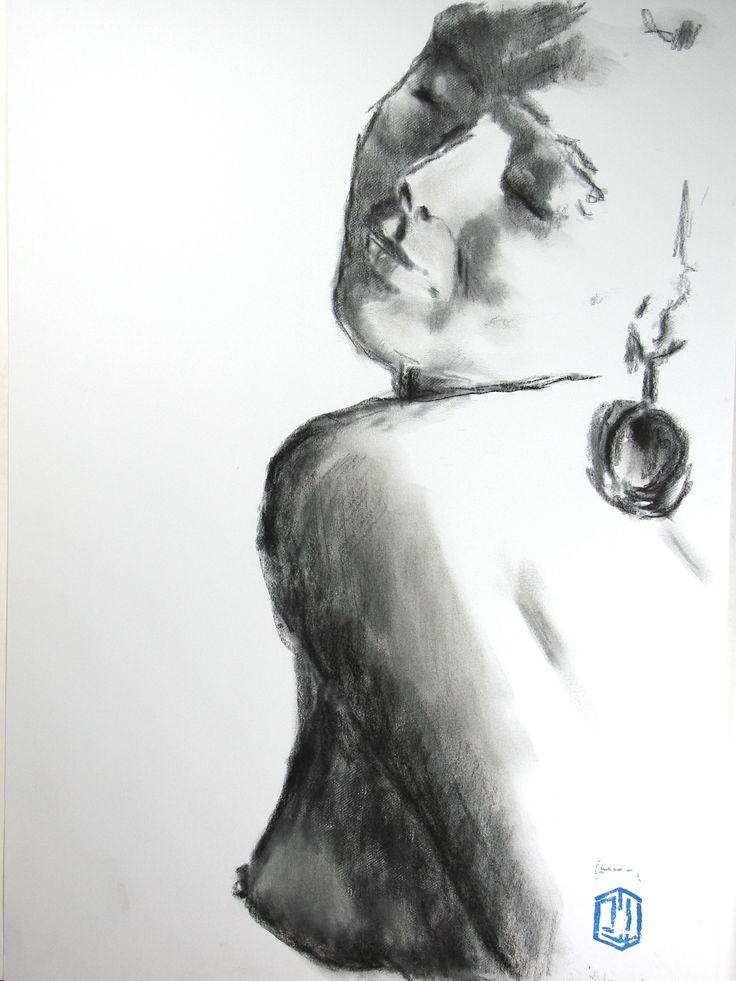 Suse 1 by Jens H. Westermann, #art #artist #drawing #Kunst #Künstler #Zeichnung #Westermann