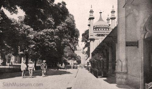Indian & Sikh Soldiers World War I | Brighton Royal Pavilion Hospital