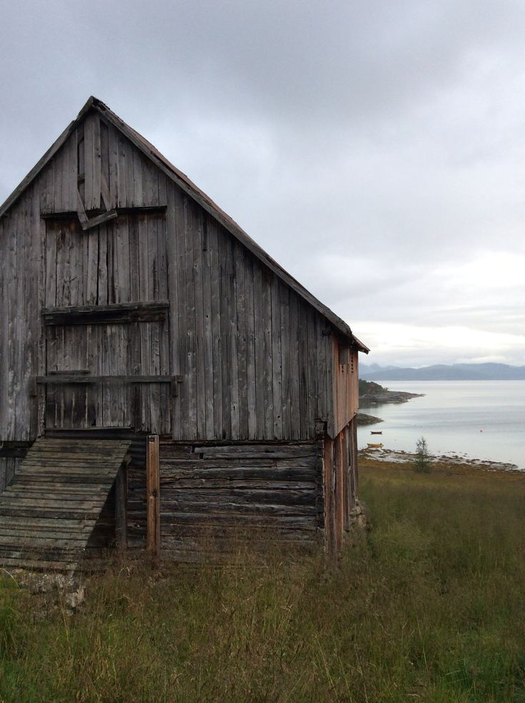 Oldhouse, Nevervik, Tysfjord, Northnorway