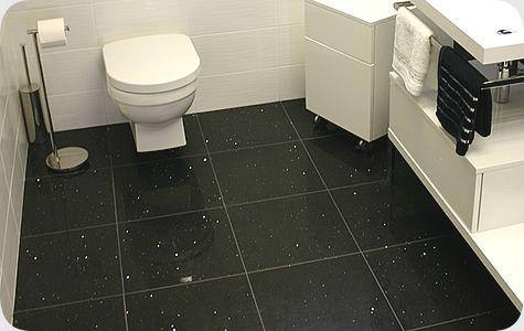 Natural Stone Tiles The Black Bathroom Floor Glitter Tiles Quartz Floor Tiles