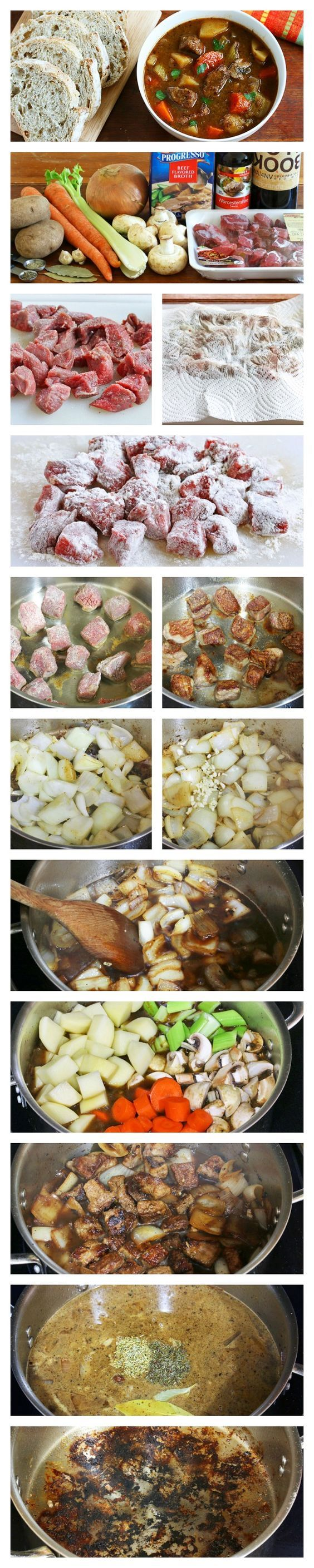 Everything you need to know to achieve a phenomenally tasting beef stew one of…