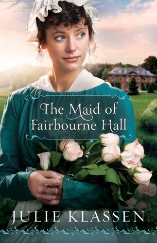 The Maid of Fairbourne Hall by [Klassen, Julie]. Pampered Margaret Macy flees London in disguise to escape pressure to marry a dishonorable man. With no money and nowhere else to go, she takes a position as a housemaid in the home of Nathaniel Upchurch, a suitor she once rejected in hopes of winning his dashing brother. A delightful read.