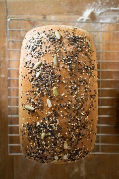 Pan integral de caja — Monki Kitchen