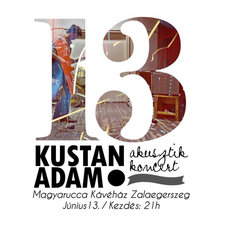 Kustan Adam, 13, acoustic, music, concert, guitar