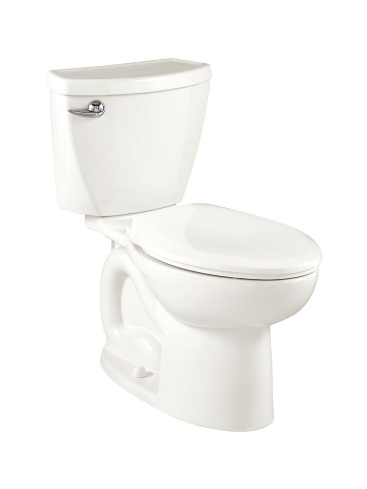 Cadet 4.8L Elongated 10 Inch Rough Complete Toilet