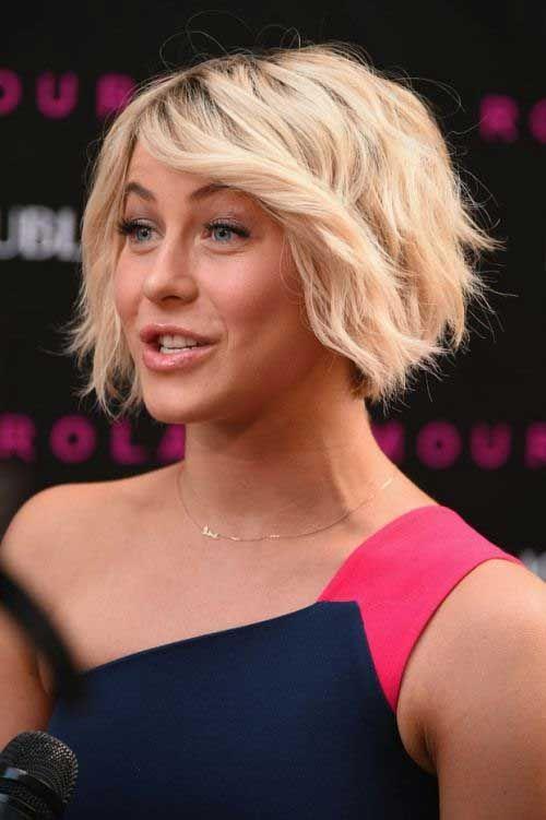40 Wavy Short Hairstyles | http://www.short-hairstyles.co/40-wavy-short-hairstyles.html