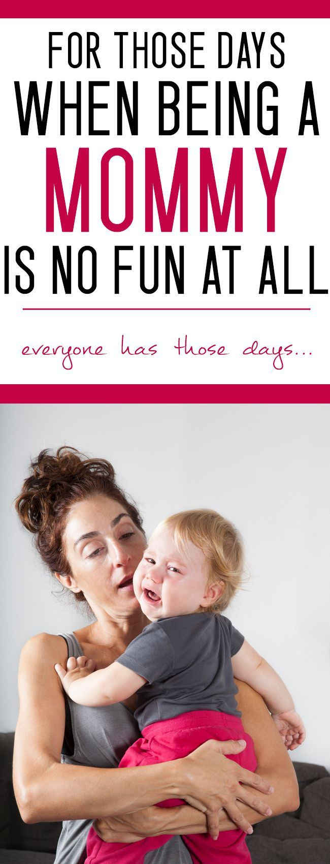 Baby won't sleep? Kids yelling? You need this reminder momma! GREAT parenting encouragement