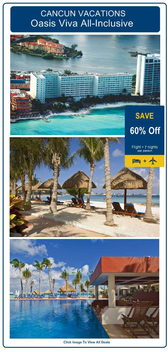 450 best images about last minute vacation deals on pinterest for Best all inclusive resort deals
