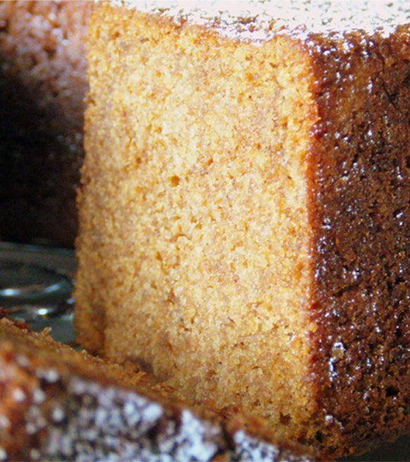 bizcocho, manzana, pure, canela, cardamomo, cake, miel, receta, recipe