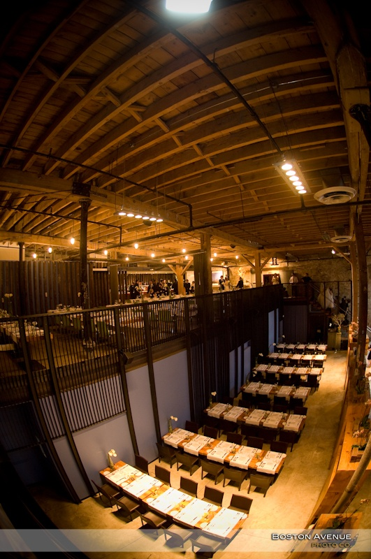 Boiler House wedding venue
