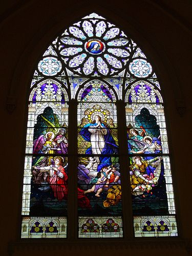 The Cathedral of the Sacred Heart | Flickr - Photo Sharing!