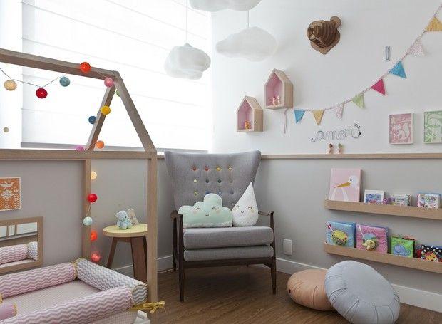 Decoração de quartos de criança: 23 projetos incríveis