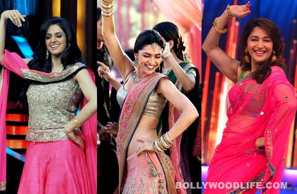 Bollywood Signature Step- Sridevi/ Deepika & Madhuri